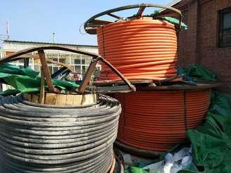 电缆回收案例