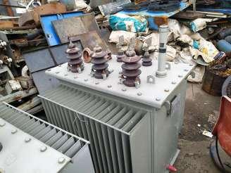 变压器回收案例